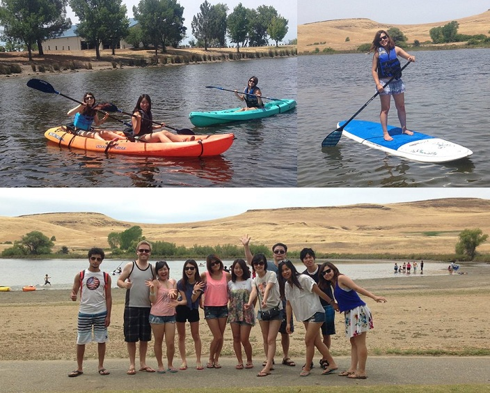 ALCI Summer fun at the Forebay Photos