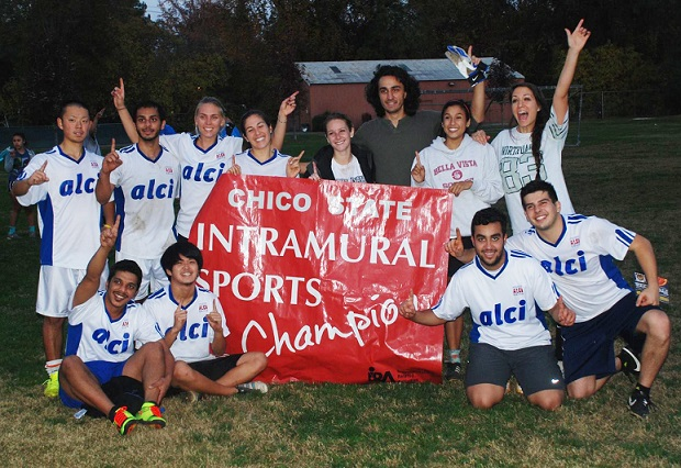 ALCI United Chico State Soccer Champs Fall 2014