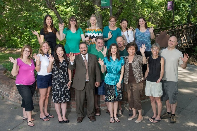 ALCI Chico Faculty and Staff Welcome You to Chico State