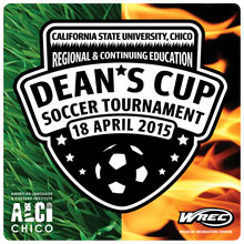 Dean's Cup Chico State graphic