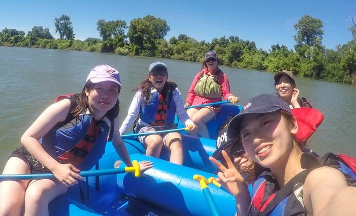 ALCI Chico fun on the river 2017 photo