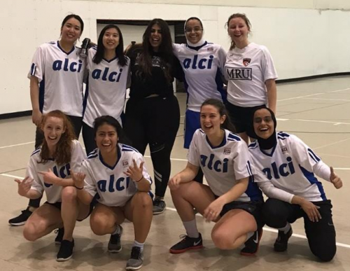 ALCI United Womens Soccer Team