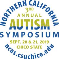 2019 Northern California Autism Symposium Logo