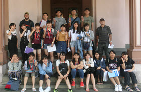 Okinawa Global Leadership Students