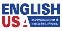 English USA Logo