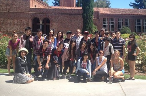 NIC Students at ALCI Chico State