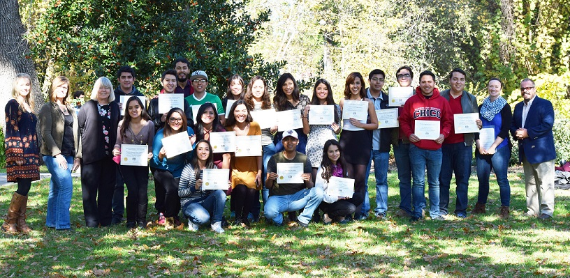 Chico State Proyecta Students from Mexico 2016 Fall CSU Chico