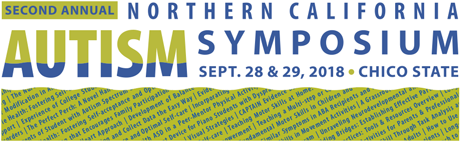 The Northern California Autism Symposium brings a breadth of speakers and trainers from both inside and outside the North State to present on interventions, services and supports available for individuals with ASD and their families.