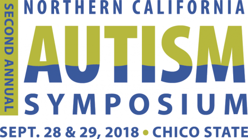 Logo of the Northern California Austism Symposium