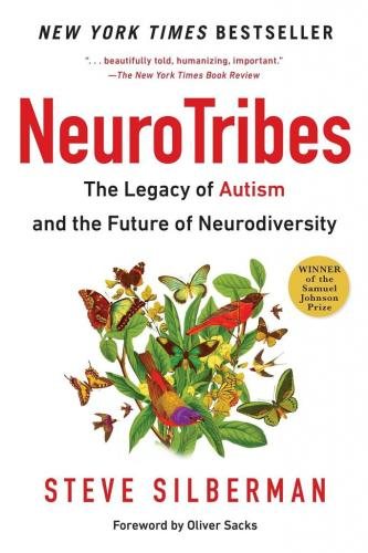 "Book Cover of ""Neurotribes,"" by Steve Silberman"