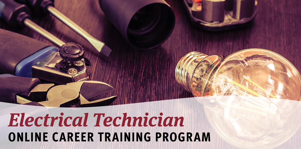 Electrical Technician Online Career Training Program