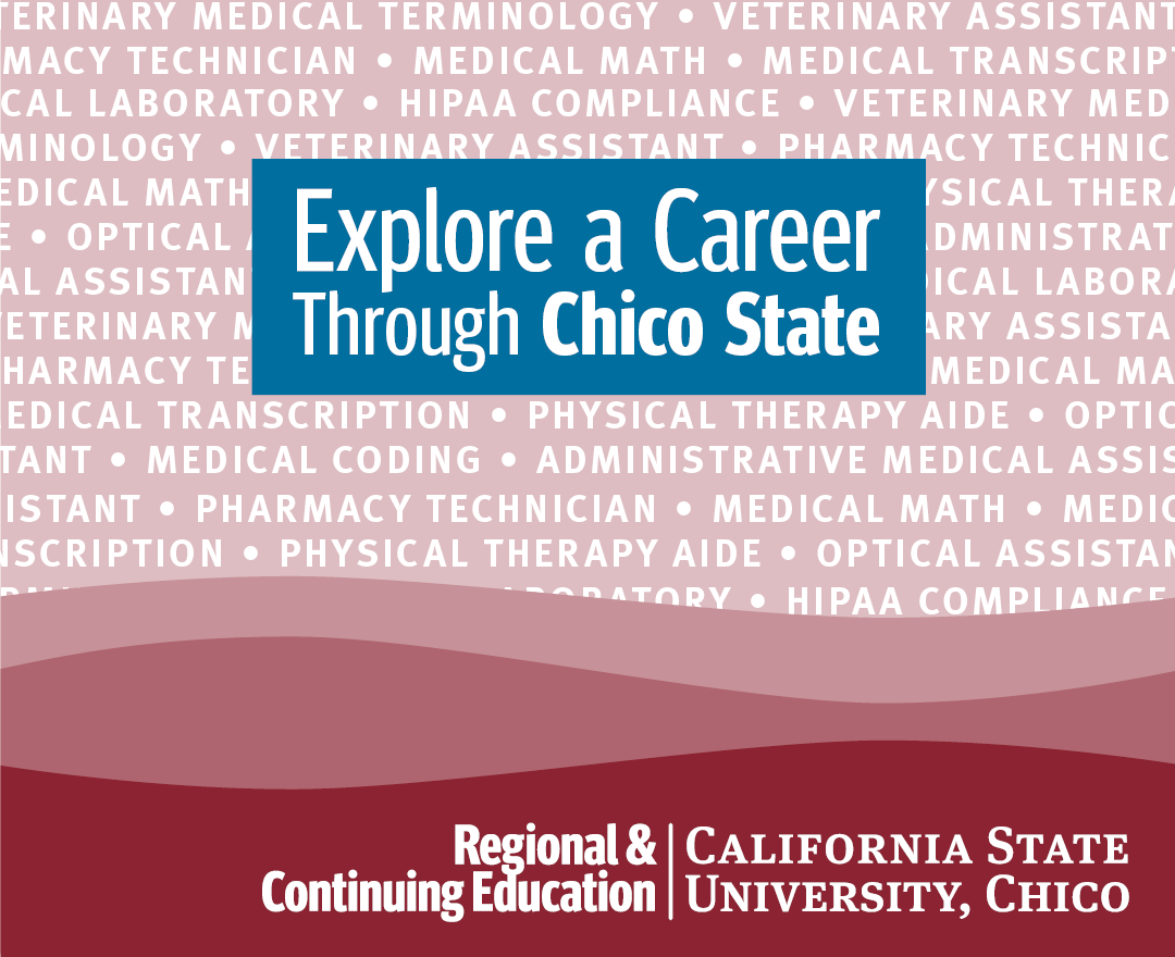 Explore a Healthcare Career Through Chico State