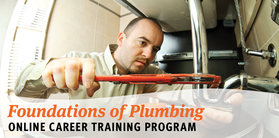 Foundations of Plumbing Online Career Training Program