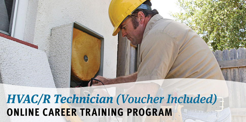 HVACR Technician Online Career Training Program