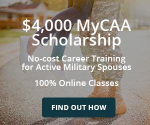 MyCAA Scholarships: Learn more!