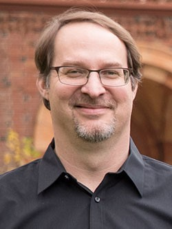 Eric Bartelink, PhD, D-ABFA: Physical Anthropology