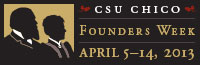 CSU, Chico Founders Week