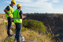 Mining Industry Professionals Utilize Geospatial Mapping Technologies