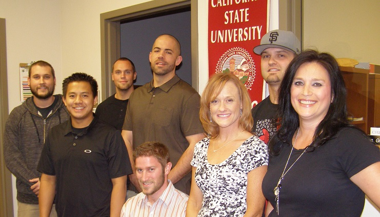 2015 Chico State grads in Redding