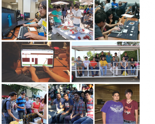 Students from Tecnologico de Monterrey Study Computer Game Design and Enjoy Social and Cultural Activities in the Chico Area