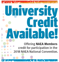 University Credit Available for NAEA Members!
