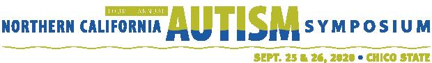 Northern California Autism Symposium, Sept. 25-26, 2020