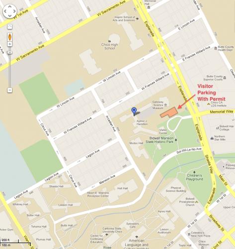 OLLI Office Map