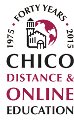 Chico Distance and Online Education Program