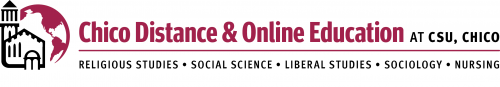 Online and Distance Education Banner: Decorative Use Only