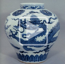 Decorative Use Only: Chinese Porcelain