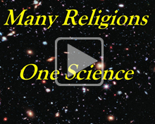 Many religions, one science