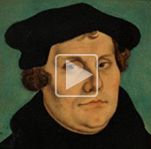 Decorative use: Image from Martin Luther 500 anniversary presentation
