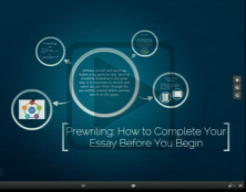 Prewriting, How to Complete Your Essay Before You Begin