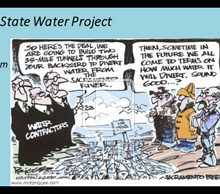 Decorative use only: image from the state water project presentation