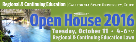 Continuing Education Open House 2016
