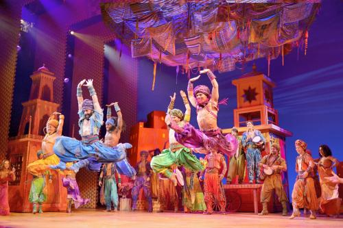 Disney's Aladdin - Part of the '18-'19 Broadway Sacramento Series