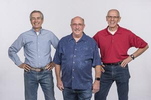 Myron, William && Jerry: The OLLI Facilities Team