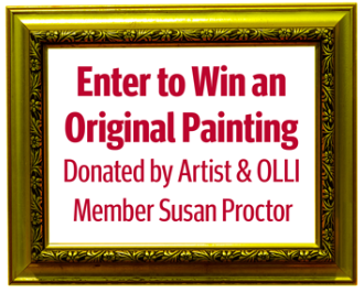 Enter to Win an Original Painting by Artist Susan Proctor!