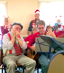 OLLI Musicians Perform at the Holiday Luncheon