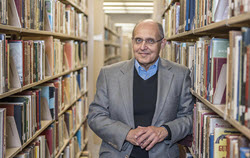 Dr. James Karman. Photo by Jason Halley, University Photographer