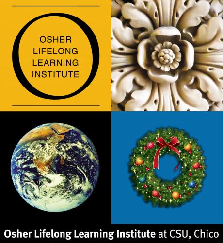OLLI Holiday Logo