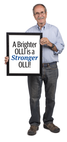A Brighter is a Stronger OLLI: Paul Moore