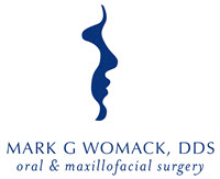 Logo: Mark G Womack, DDS