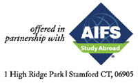 Offered in Partnership with AIFS Study Abroad