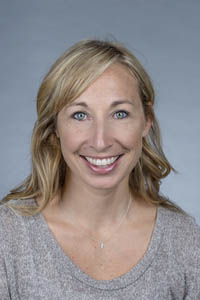 Carli Ross, Kinesiology Lecturer at CSU, Chico