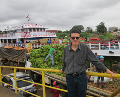 Discovering the Brazilian Amazon: Dr. Quirino DeBrito