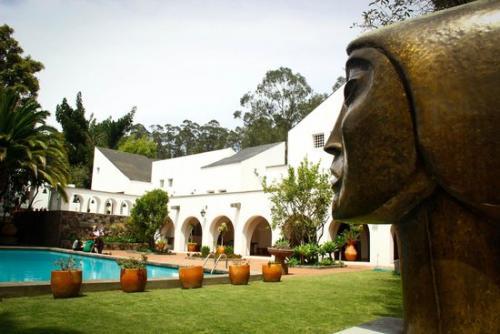 Guayasamin Museum in Ecuador