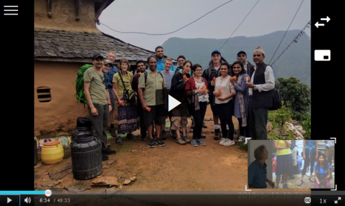 International Forum Video Recording: High Impact Experiences on the Other Side of the Planet