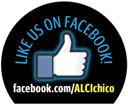 Like Us on Facebook: ALCI Chico