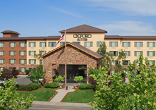 Oxford Suites in Chico, CA